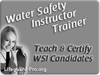 Florida Water Safety Instructor Trainer Certification Courses & WSIT Training Classes